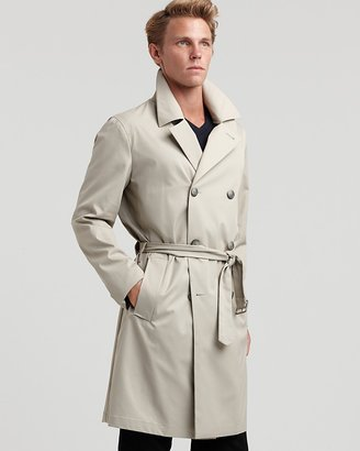 """Theory Mosely"""" Trench Coat"""