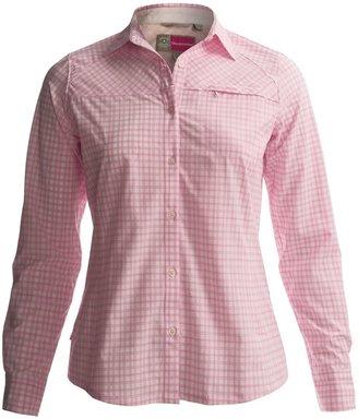 Craghoppers NosiLife Check Shirt - UPF 40+, Long Sleeve (For Women)