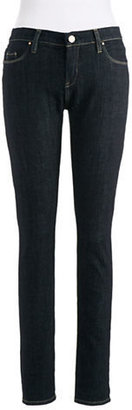 Blank NYC Dark Washed Skinny Jeans