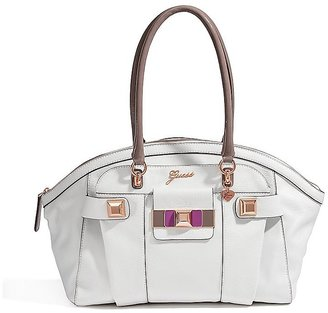 GUESS Isia Large Dome Satchel