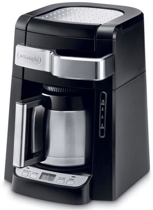 De'Longhi DeLonghi 10-Cup Drip Coffee Maker with Front Access