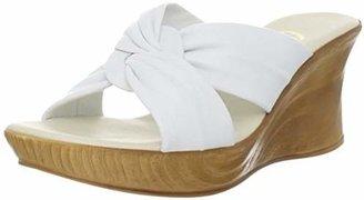 Onex Women's Puffy Wedge Sandal