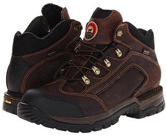 Irish Setter 83403 5 Waterproof Hiker (Brown) Men's Work Boots