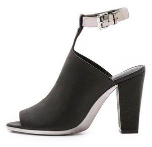 3.1 Phillip Lim Vincent Ankle Strap Mules