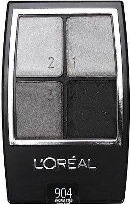 L'Oreal Wear Infinite Studio Secrets Eyeshadow Quad