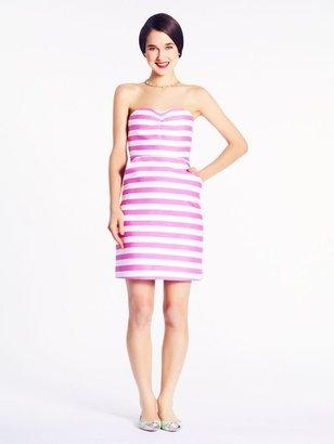 Kate Spade Striped betsy dress