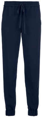 Sonia Rykiel Sonia By Side stripe jogging pant