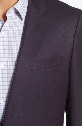 HUGO BOSS 'Hutsons' Trim Fit Wool Blazer