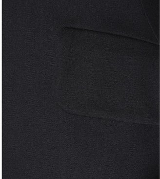 McQ by Alexander McQueen Peplum twill blazer