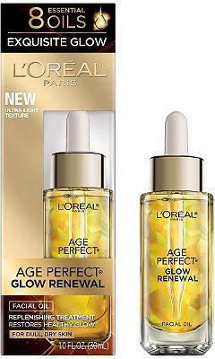 L'Oreal Age Perfect Glow Renewal Facial Oil