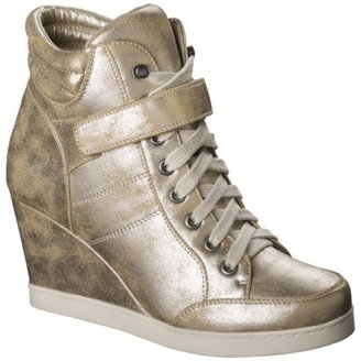 Xhilaration Women's Sandra Wedge High-Top Shoe - Assorted Colors