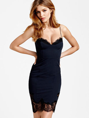 Victoria's Secret Lace-trim Slip Dress