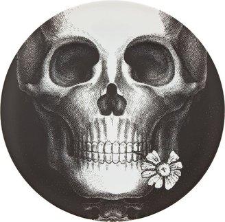 Fornasetti Skull Plate