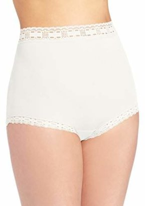 Olga Women's Secret Hug Fashion Scoops Brief Panty $10.50 thestylecure.com