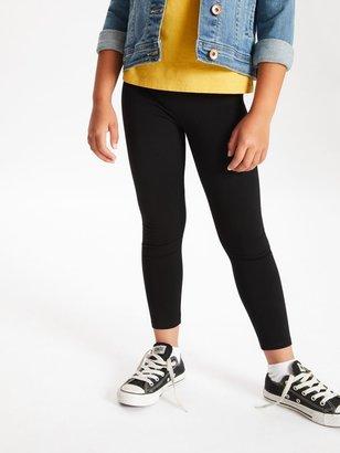 John Lewis & Partners Girls' Basic Leggings