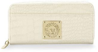 Anne Klein Zip Around Wallet