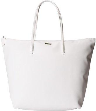 Lacoste L1212 Concept Travel Shopping Bag $115 thestylecure.com