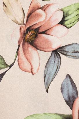 Temperley London Rosine printed silk jumpsuit