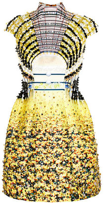 Mary Katrantzou Preorder Cupolla Carmakal Embellished Dress