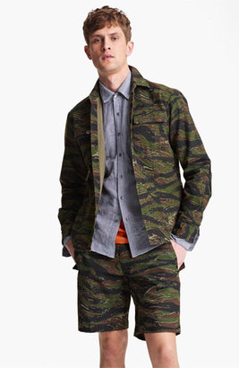 Camo Field Scout 'Recon' Shirt Army Small