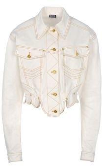 Meadham Kirchhoff Denim outerwear