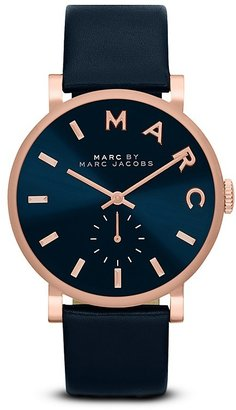 MARC BY MARC JACOBS Baker Watch, 36mm $195 thestylecure.com