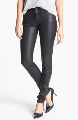 Mother 'The Muse' Faux Leather Pants