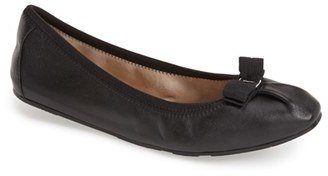 Women's Salvatore Ferragamo 'My Joy' Flat $360 thestylecure.com