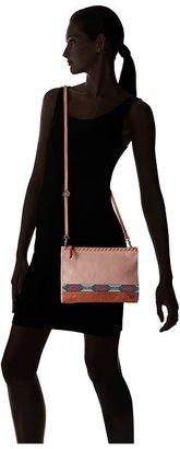 The Sak Iris Demi Clutch Clutch Handbags