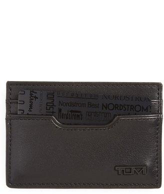 Tumi Delta - ID Lock(TM) Shielded Slim Card Case & ID Wallet