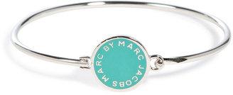 Marc by Marc Jacobs Skinny Bracelet with Logo Disc