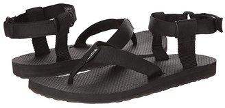 Teva Original Sandal - Urban (Black) Men's Sandals