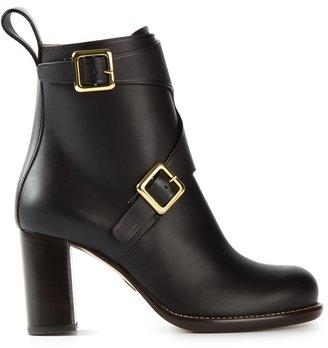 Chloé Buckled Boots