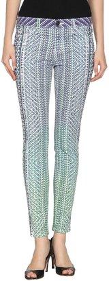 Mary Katrantzou CURRENT/ELLIOTT + Jeans