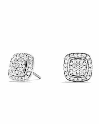 David Yurman Petite Albion Earrings with Diamonds