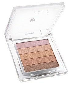 Physicians Formula Shimmer Strips Custom Bronzer Blush & Eye Shadow, Miami Strip/Healthy Glow Bronzer 2744