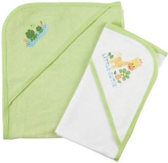 Gerber 2 Pack Hooded Towels