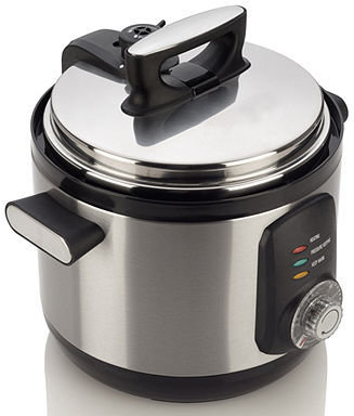 Fagor 670041500 Pressure Cooker, 4 Qt. Casa Essentials Electric