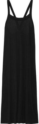 LnA Island cotton-jersey dress