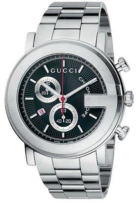 Gucci G Chrono 44mm Chronograph Stainless Steel Watch-YA101309