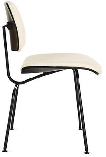 Herman Miller Eames® Upholstered Molded Plywood Dining Chair (DCM)