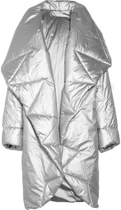 Norma Kamali Quilted padded coat