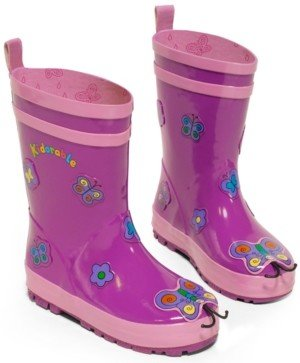 """Kidorable Butterfly"""" Rain Boots"""