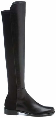 Stuart Weitzman 5050 Leather Over the Knee Boots