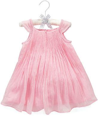 First Impressions Baby Dress, Baby Girls Braided-Strap Dress
