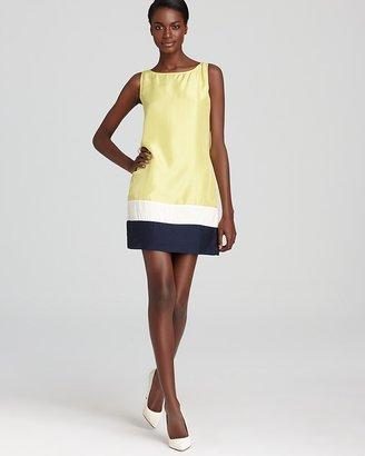 Kas Quotation Dress - Rissa Color Block Shift