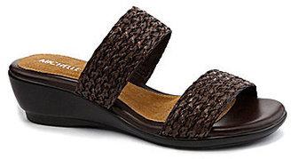 Michelle D Virginia Slide Sandals