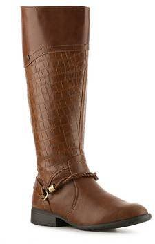 LifeStride X-Harness Wide Calf Riding Boot
