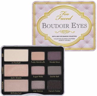 Too Faced Boudoir Eyes Soft & Sexy Eye Shadow Collection