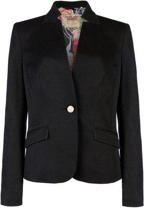 Ted Baker Skyler textured suit blazer